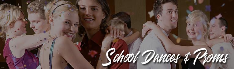 School Dances & Proms